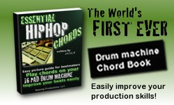 Hip hop chords ebook