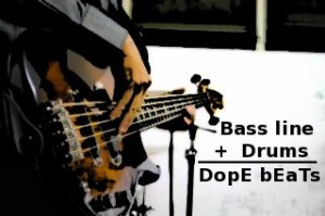 hip hop bass lines